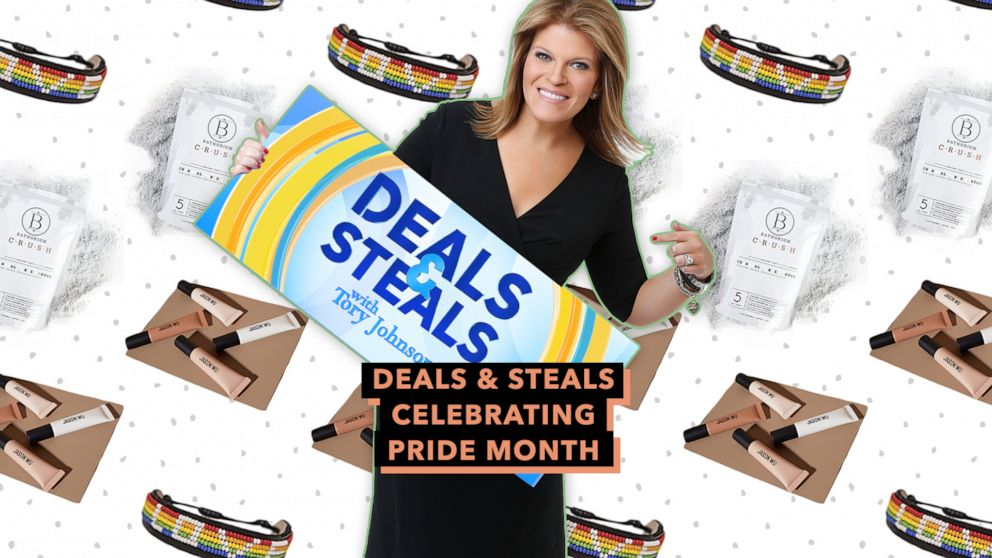 'GMA' Deals and Steals celebrating Pride Month
