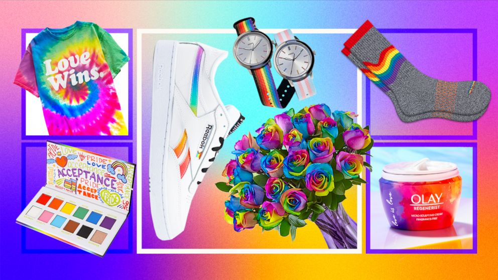 27 brands supporting LGBTQ pride in style