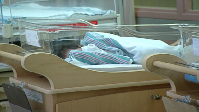 VIDEO: Infant 'Sleeping Machines' Pose Risk of Hearing Loss New study shows that sound levels from some of the machines exceed workplace safety limits for adults.