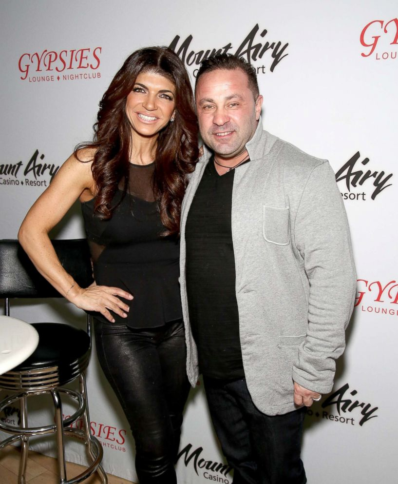 Teresa Giudice's Father Giacinto Gorga in Hospital: Hear Her Message