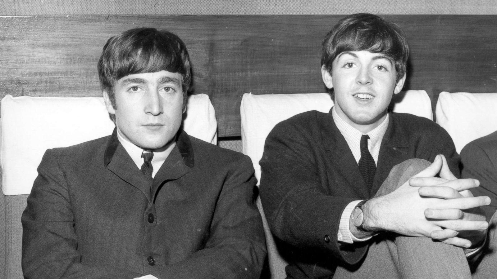 John Lennons Son Sean Posts Photo With Paul McCartneys James