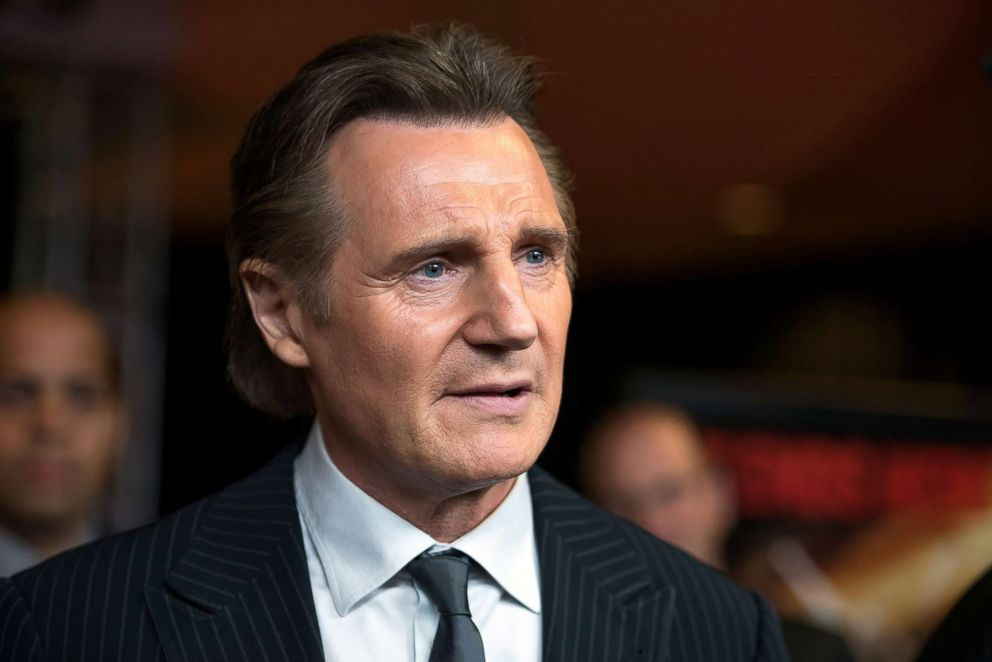 PHOTO: Liam Neeson attends an event in New York City, Jan. 7, 2015.