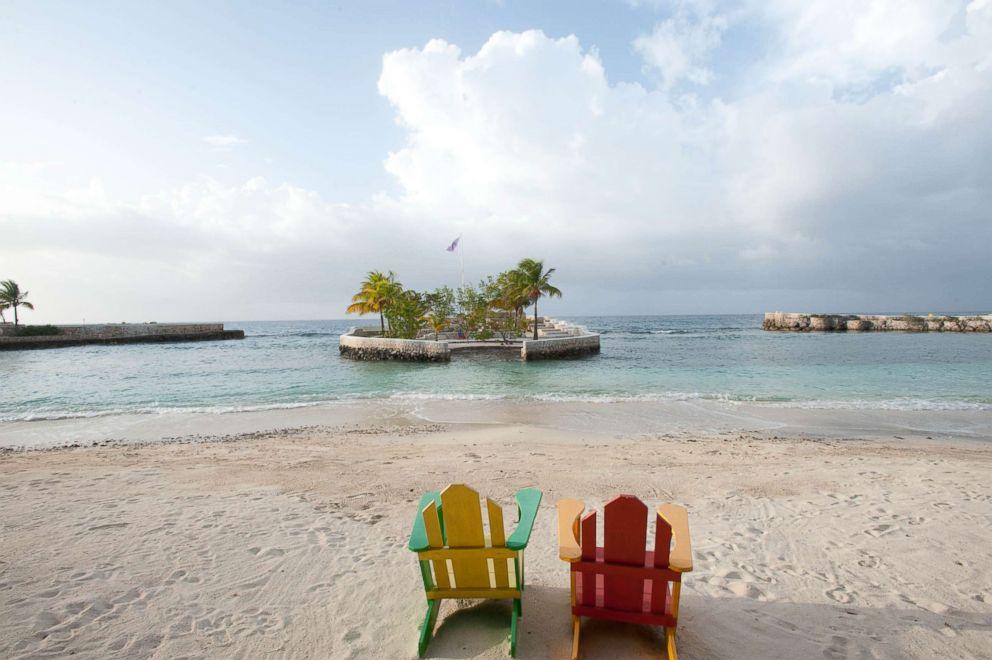 PHOTO: Golden Eye in Jamaica.