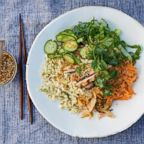 "Gwyneth Paltrow shares her teriyaki chicken bowl recipe from her new cookbook, ""The Clean Plate: Eat, Reset, Heal."""