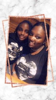 PHOTO: Jaidyn Faith Avant and her mom JaTawna Avant enjoy a mother-daughter trip to Disney World.