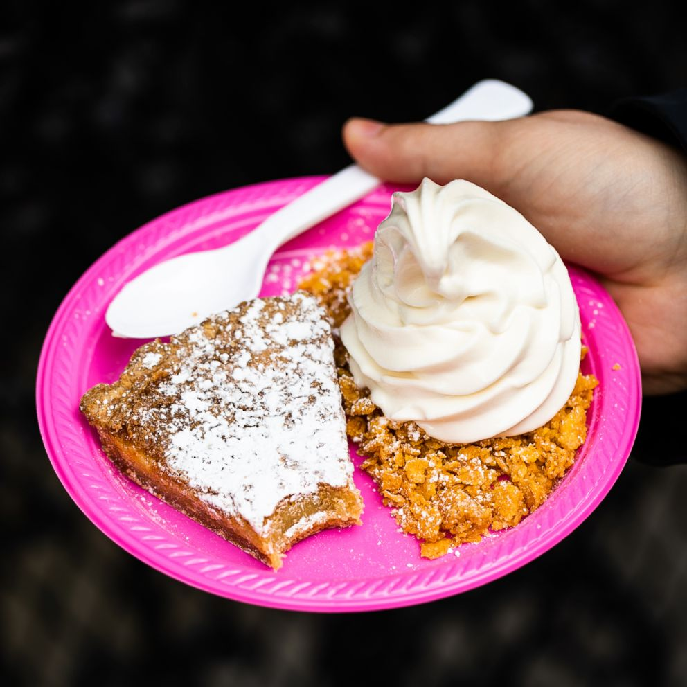 PHOTO: Milk Bar will celebrate Pi Day with slices of its classic crack pie and cereal milk soft serve.