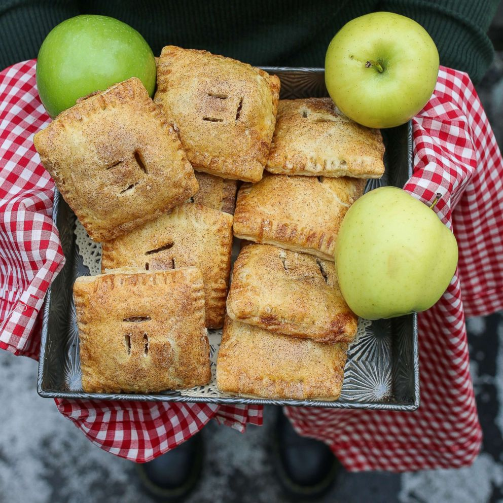 PHOTO: Caramel apple handpies for Pi Day from Magnolia Bakery.