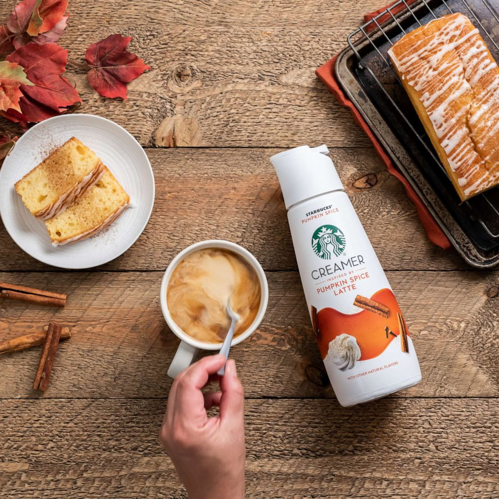 Starbucks Pumpkin Spice Lattes Are Back, Plus More Food
