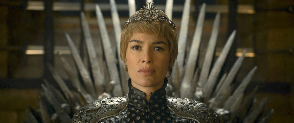 "PHOTO: Lena Headey appears as Cersei Lannister in a scene from ""Game Of Thrones."""