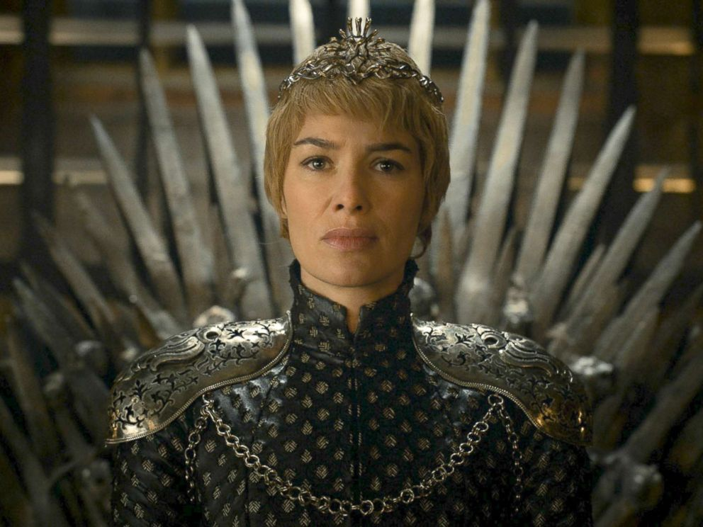 PHOTO: Lena Headey appears as Cersei Lannister in a scene from Game Of Thrones.