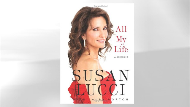 "PHOTO The cover of ""All My Life: A Memoir"" by Susan Lucci is shown here."