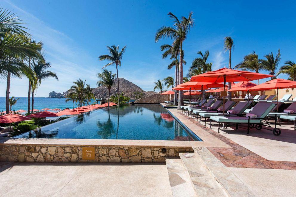PHOTO: Hacienda Beach Club & Residences in Cabo San Lucas, Mexico.