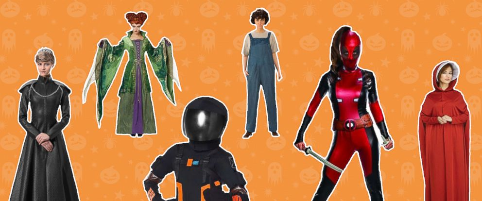 PHOTO: Halloween Costumes