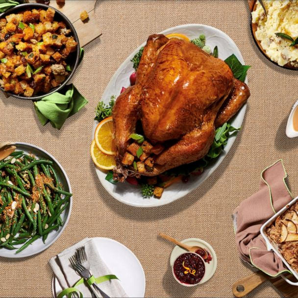 Thanksgiving Meal Kit Deliveries And Grocery Store Options Everything You Need To Know Gma