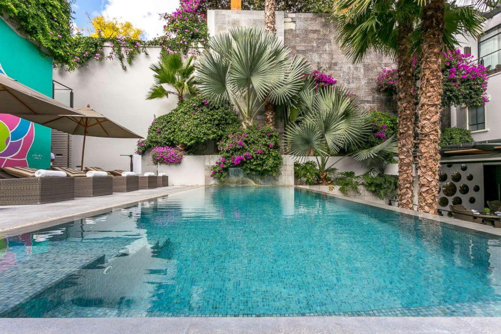 PHOTO: Hotel Matilda in San Miguel de Allende, Mexico.