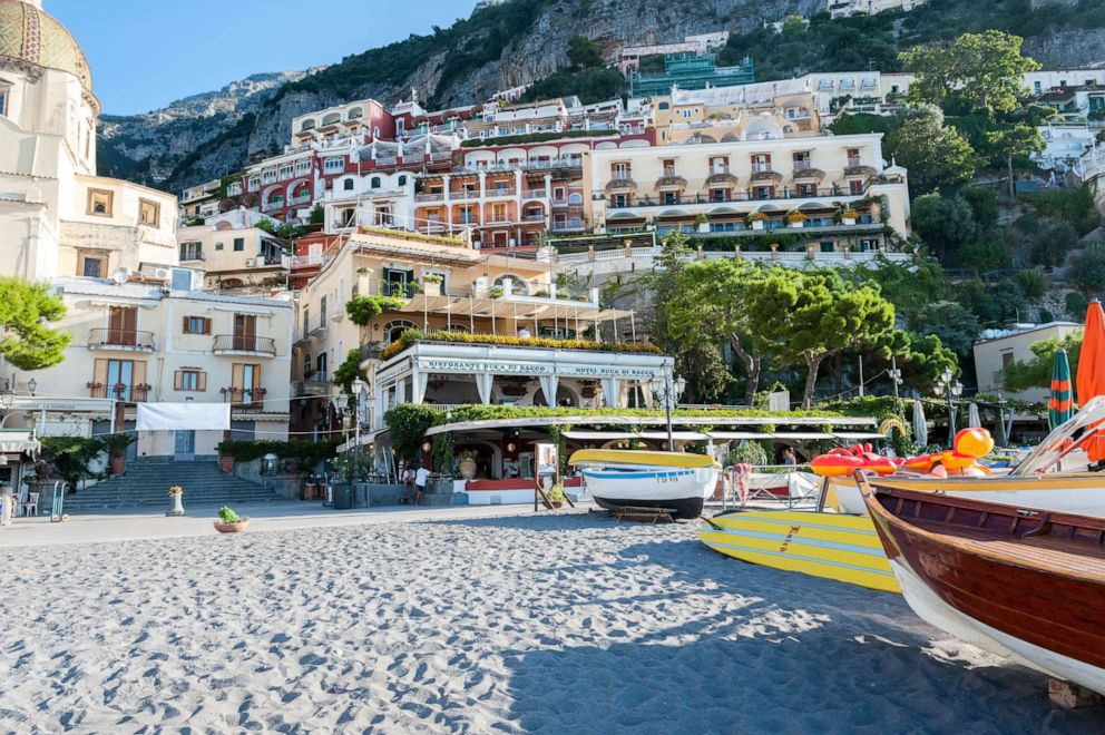 Italy's 11 best beach towns | GMA