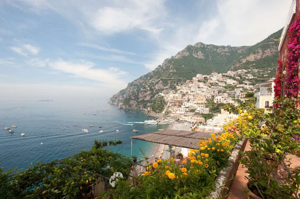 PHOTO: Hotel Marincanto in the Amalfi Coast