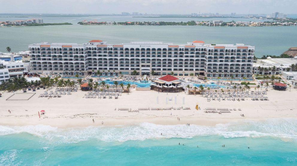 PHOTO: Hyatt Zilara Cancun in Cancun, Mexico.