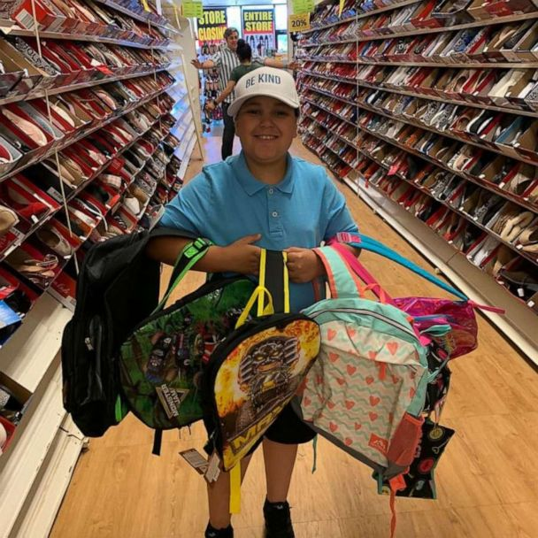 This 10-year-old boy has his own nonprofit, and we can all