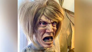 Expensive Masks For Halloween.This Karen Mask Is Being Called The Scariest Halloween Costume Of 2020 Gma