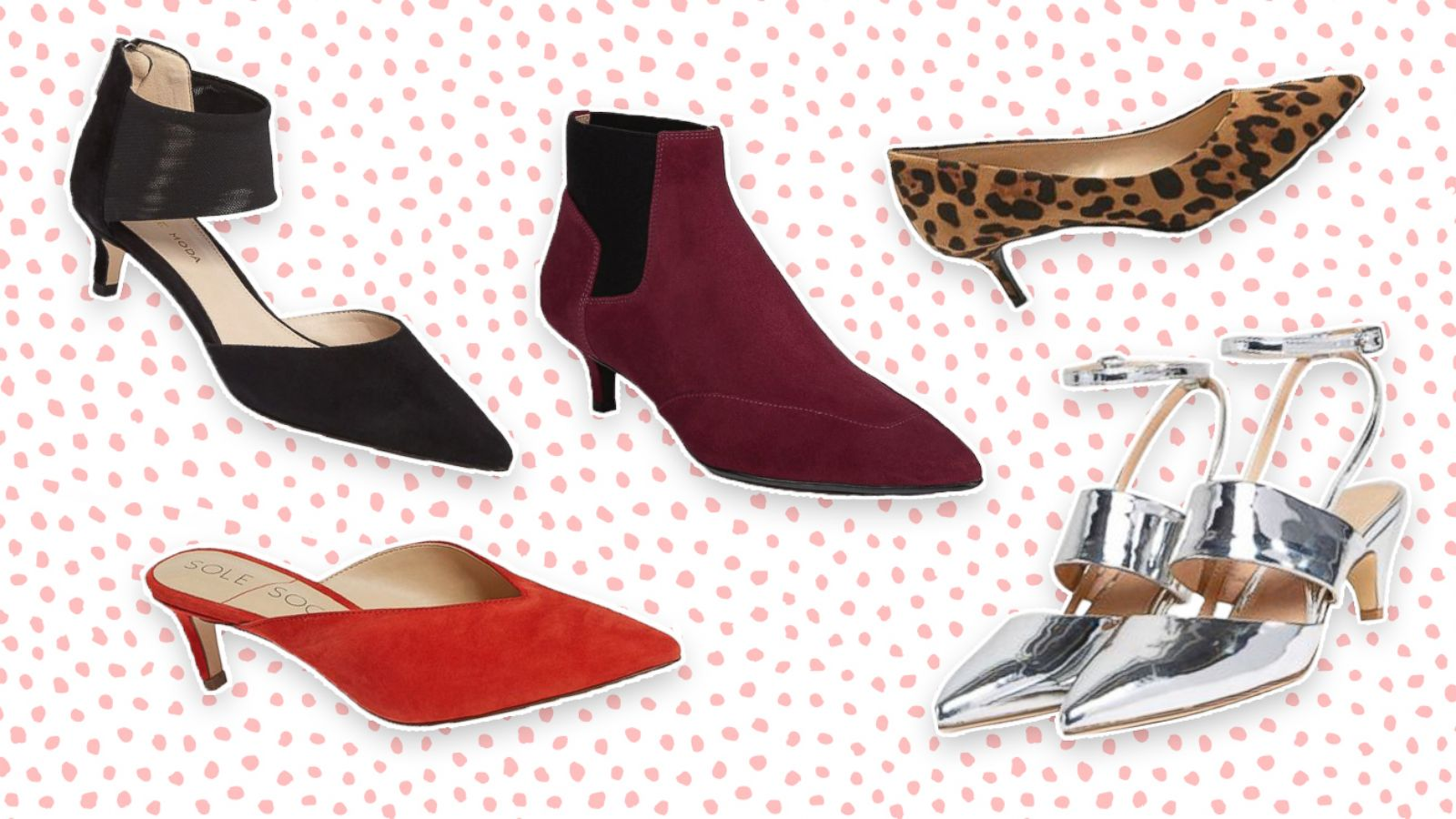 1e20bf62bb4 12 kitten heels you need in your closet - ABC News