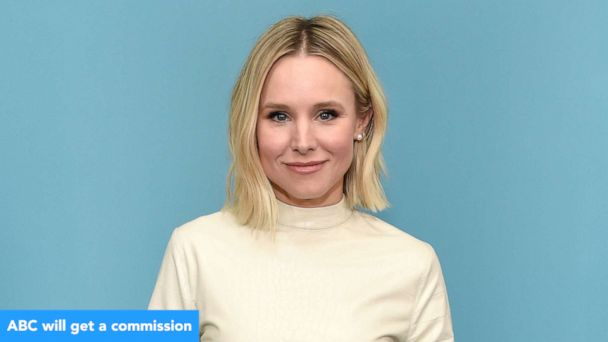 Live like Kristen Bell and shop the top 5 items she needs in her home