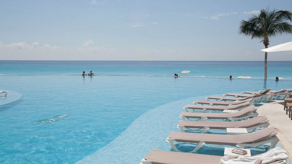 Le Blanc Spa Resort in Cancun, Mexico.