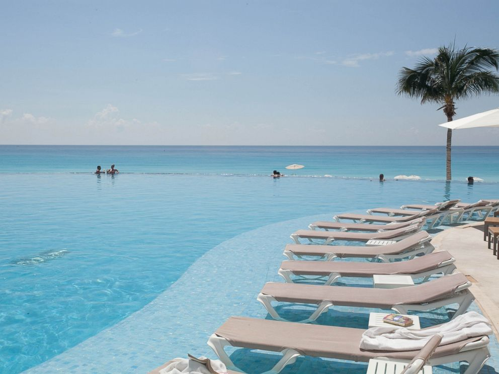 PHOTO: Le Blanc Spa Resort in Cancun, Mexico.