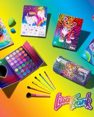 Neon Nostalgia Alert Morphe Announces Lisa Frank Makeup Collection Gma This pallet was inspired by the lisa frank line of things. morphe announces lisa frank makeup