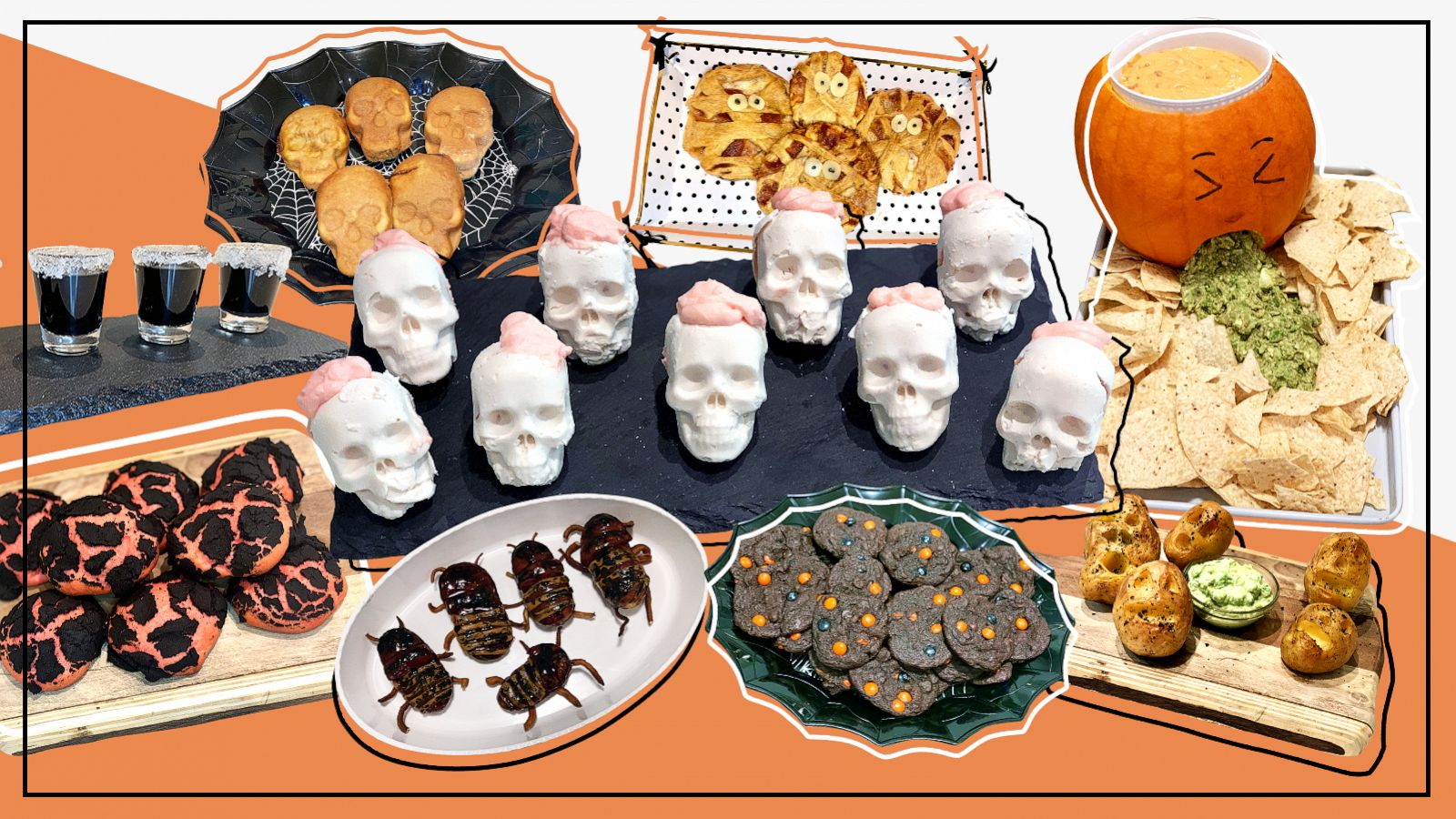 I Made The Top 10 Pinterest Halloween Recipes Of 2019 And They