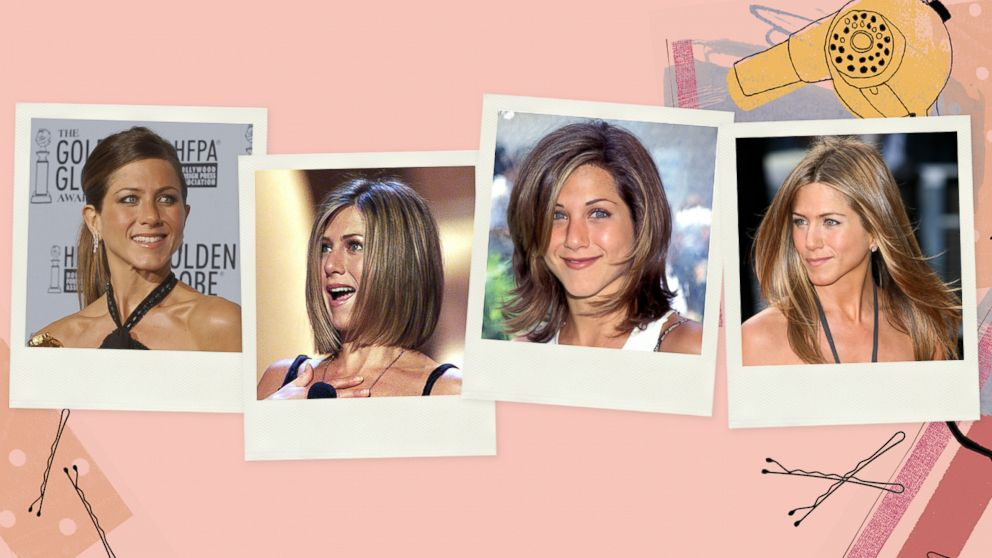 50th Hairstyle: We're Celebrating Jennifer Aniston's 50th Birthday And 5