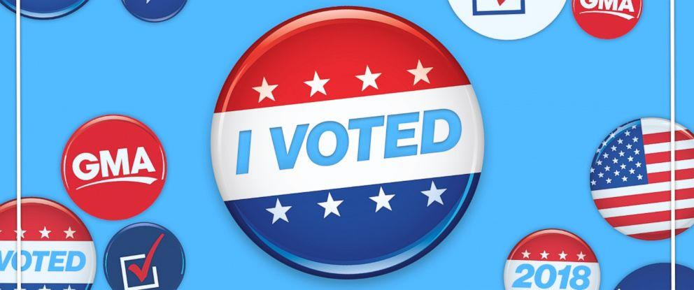 PHOTO: Make Your Voice Heard - I voted