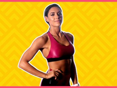 My Morning Routine: This fitness trainer and mom shares her #MorningGoals