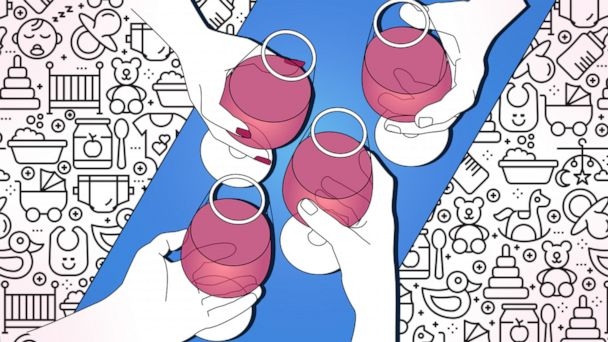 'A pump-and-dump kind of day': How wine-mom culture shifted from funny memes to unhappy hangovers