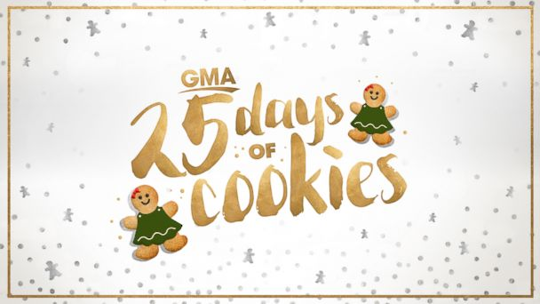 Gma 25 Days Of Cookies