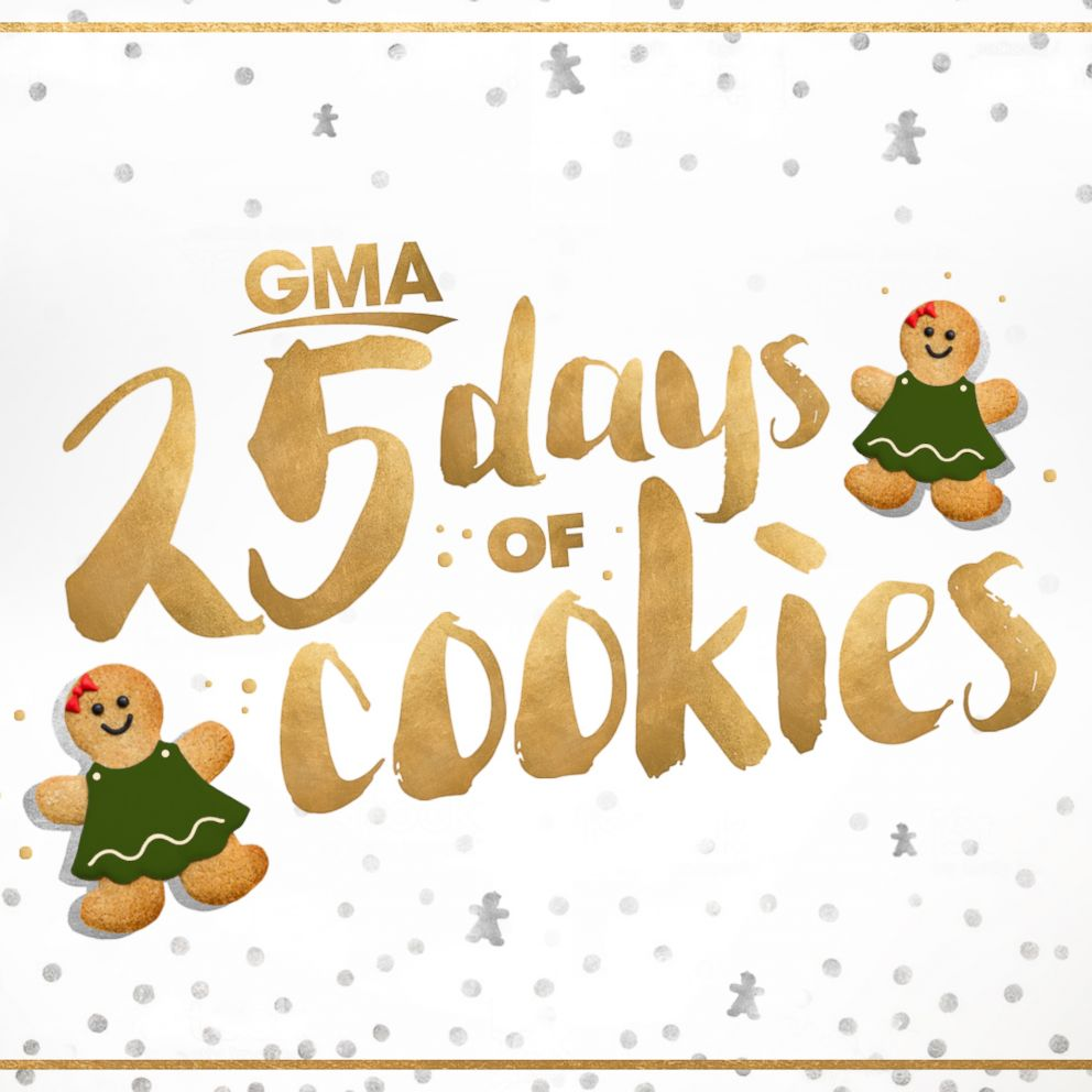 Countdown To 25 Days Of Christmas 2019.Gma 25 Days Of Cookies