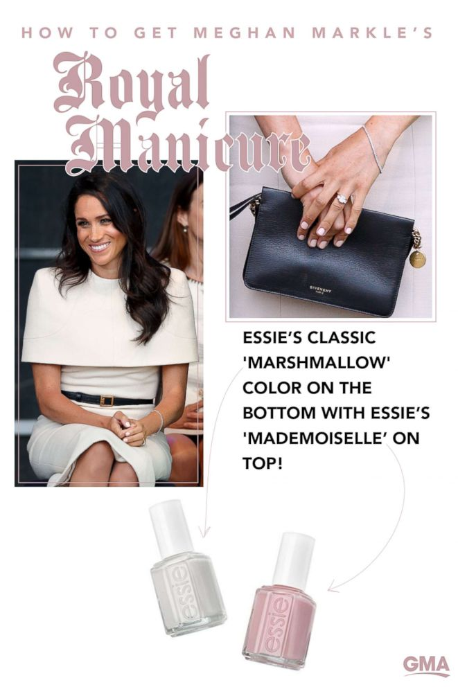 PHOTO: Meghan Markle Nail Look