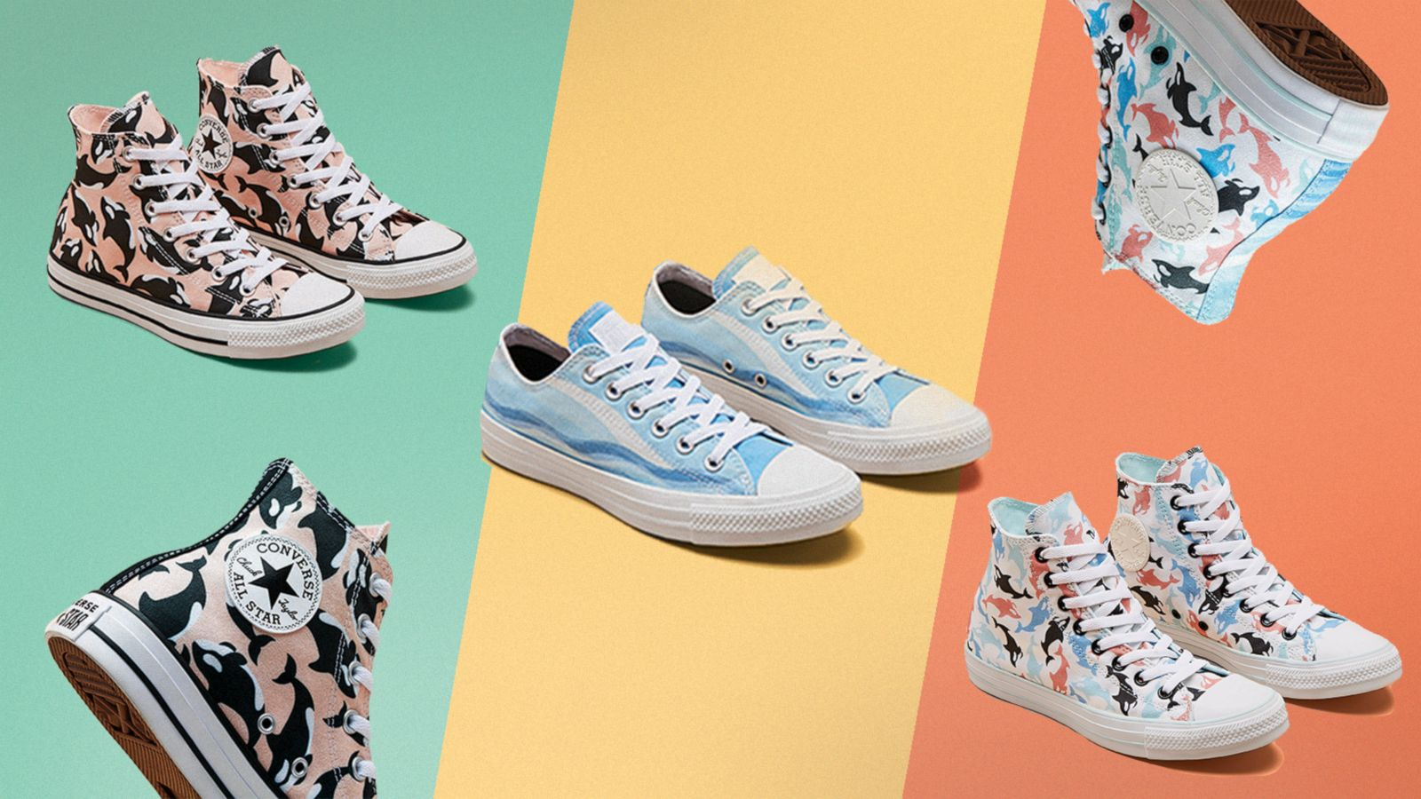 13603852cc Millie Bobby Brown drops her own Converse sneaker collaboration: Shop these  7 picks