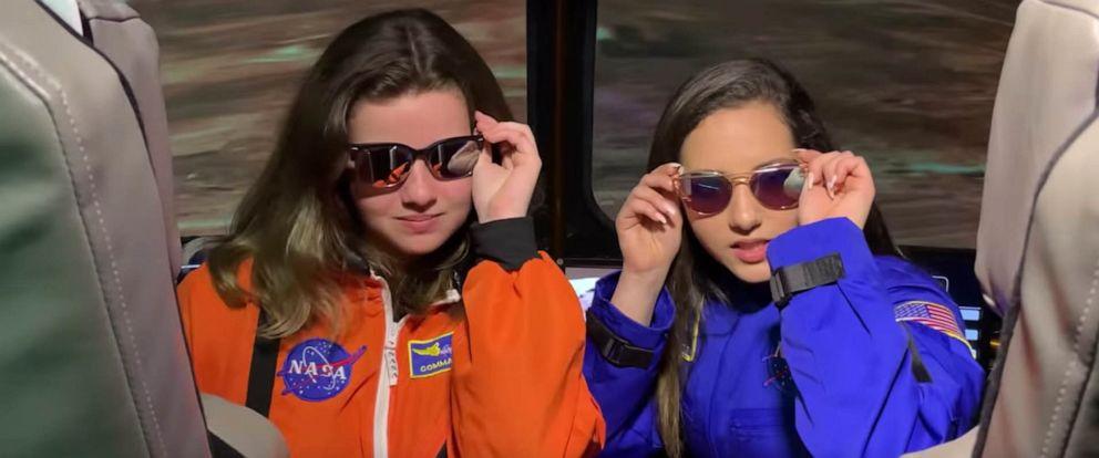 """PHOTO: NASA interns remixed Ariana Grandes song """"NASA."""""""