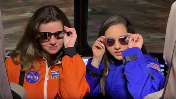 NASA's interns remixed Ariana Grande's hit song to promote its next mission