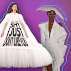 Outrageous Outfits for Paris Fashion Week