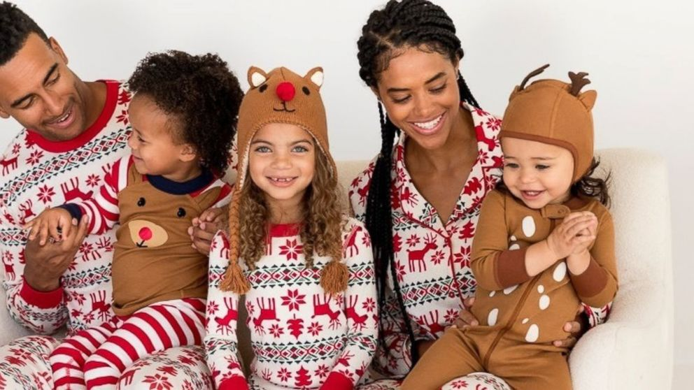 1fd9785b63 Where to find the best matchy-matchy family PJs this holiday season ...