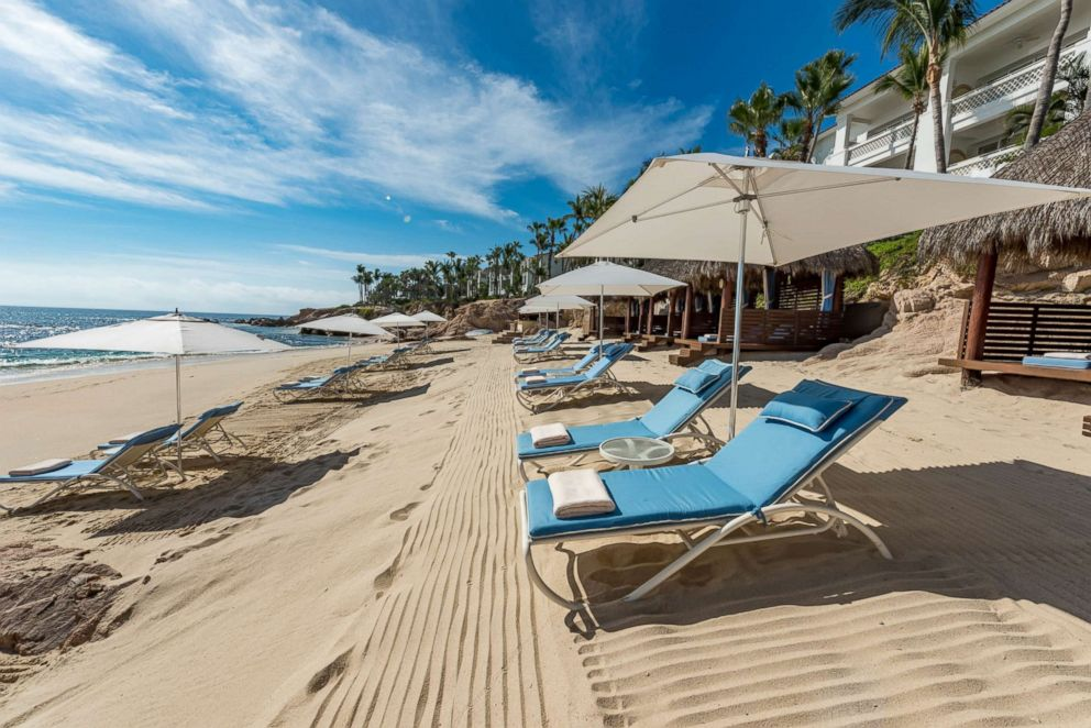 PHOTO: One&Only Palmilla in Mexico.