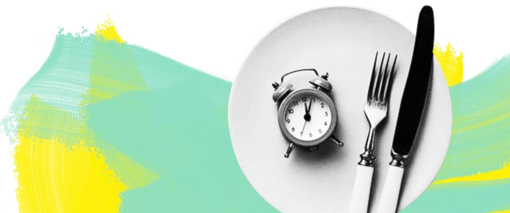 PHOTO: An alarm clock with silverware on a plate are pictured in this undated stock photo.