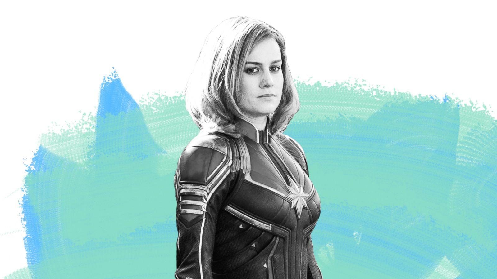 6 Superhero Inspired Moves To Train Like Captain Marvel Star Brie