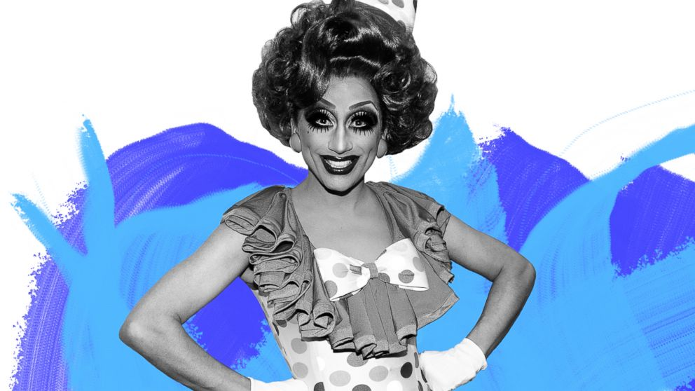 ABC Photo Illustration Drag Queen Bianca Del Rio