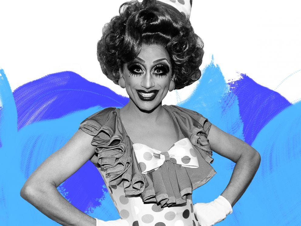 PHOTO: ABC Photo Illustration Drag Queen Bianca Del Rio