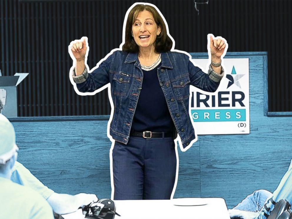 The Women Who Run Kim Schrier
