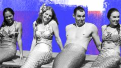 PHOTO: GMA Photo Illustration Mermaids