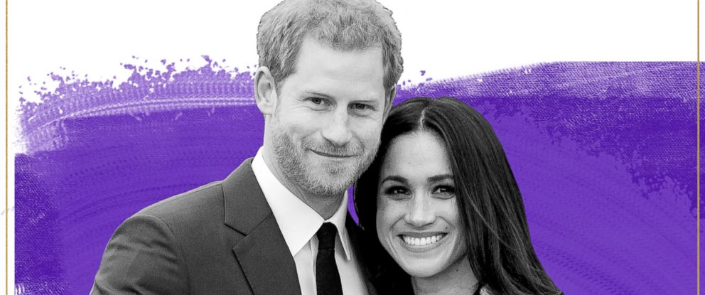 PHOTO: GMA Photo Illustration, Prince Harry and Meghan Markle